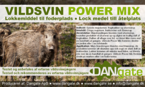 LM-350 Dangate Vildsvin Power Mix