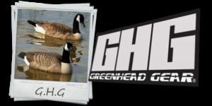GHG Greenhead Gear