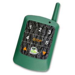 Elektronisk lokkekald med fjernbetjening